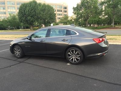 2016 Chevrolet Malibu lease in Centreville,VA - Swapalease.com
