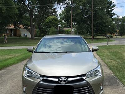 2016 Toyota Camry lease in West Chester,OH - Swapalease.com