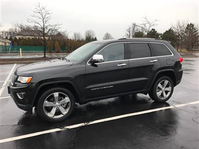 2015 Jeep Grand Cherokee lease in Avon,OH - Swapalease.com