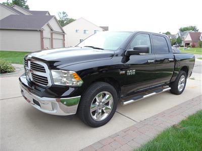 2014 Ram Ram Pickup 1500 lease in White Lake,MI - Swapalease.com