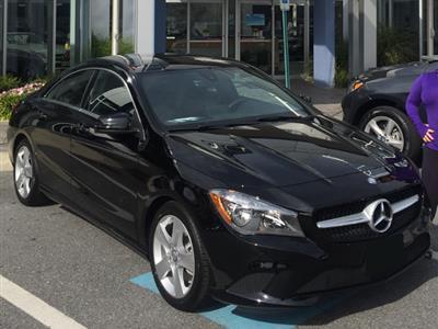 2015 Mercedes-Benz CLA-Class lease in alexandria,VA - Swapalease.com