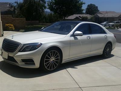 2015 Mercedes-Benz S-Class lease in Simi Valley,CA - Swapalease.com