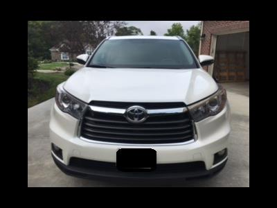 2015 Toyota Highlander lease in Maineville,OH - Swapalease.com