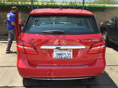 2015 Mercedes-Benz B-Class Electric Drive lease in Glendale,CA - Swapalease.com