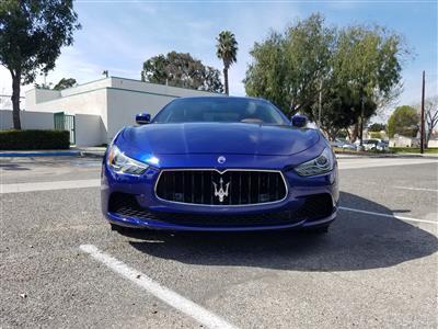 2015 Maserati Ghibli lease in Redondo Beach,CA - Swapalease.com