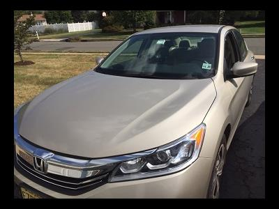 2016 Honda Accord lease in Hamilton Square,NJ - Swapalease.com