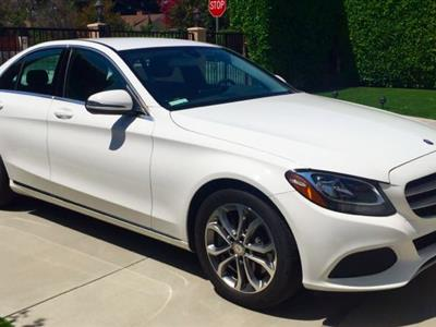 2016 Mercedes-Benz C-Class lease in Valley Village,CA - Swapalease.com