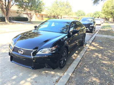 2015 Lexus GS 350 F Sport lease in Houston,TX - Swapalease.com
