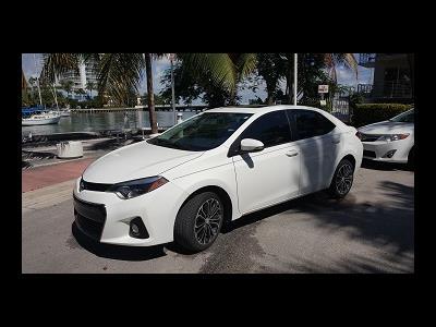2014 Toyota Corolla lease in Miami Beach,FL - Swapalease.com