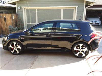 2015 Volkswagen GTI lease in Los Angeles,CA - Swapalease.com