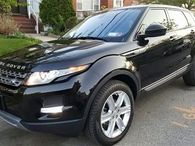 2015 Land Rover Range Rover Evoque lease in Jamacia,NY - Swapalease.com