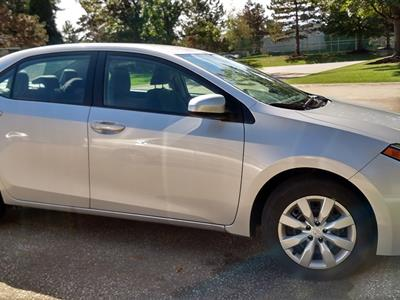 2016 Toyota Corolla lease in Cleveland,OH - Swapalease.com