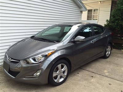 2016 Hyundai Elantra lease in chicago,IL - Swapalease.com