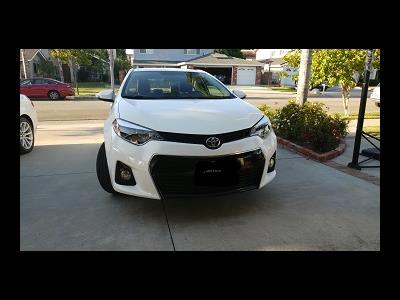 2016 Toyota Corolla lease in Orange,CA - Swapalease.com