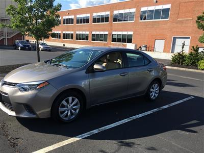 2015 Toyota Corolla lease in Waltham,MA - Swapalease.com