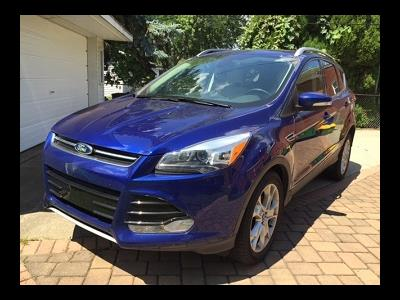 2014 Ford Escape lease in Sterling Heights,MI - Swapalease.com