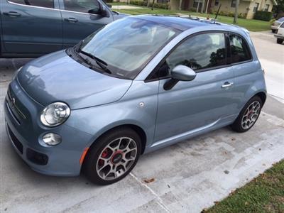 2015 Fiat 500 lease in Wellington,FL - Swapalease.com