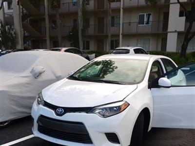 2015 Toyota Corolla lease in Hollywood,FL - Swapalease.com