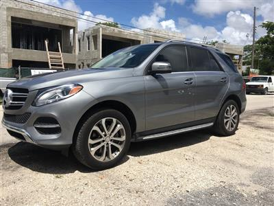 2016 Mercedes-Benz GLE-Class lease in Ft. Lauderdale,FL - Swapalease.com