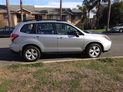 2015 Subaru Forester lease in San Diego,CA - Swapalease.com