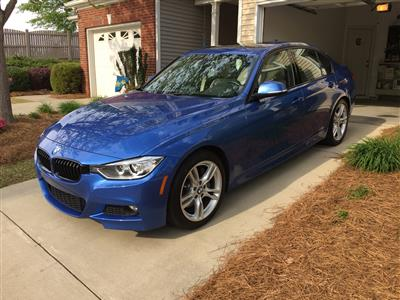 2015 BMW 3 Series lease in Greenville,SC - Swapalease.com