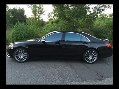 2016 Mercedes-Benz S-Class lease in Bedminster Township,NJ - Swapalease.com