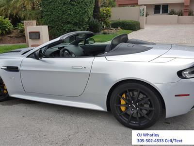 2016 Aston Martin V12 Vantage S lease in Hollywood,FL - Swapalease.com