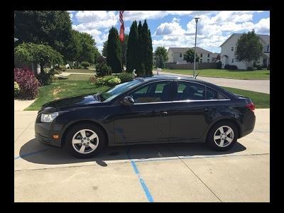 2014 Chevrolet Cruze lease in Saginaw,MI - Swapalease.com