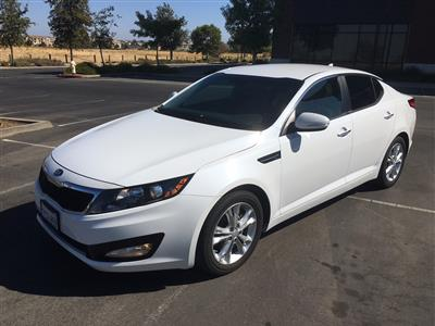 2013 Kia Optima lease in Rocklin,CA - Swapalease.com