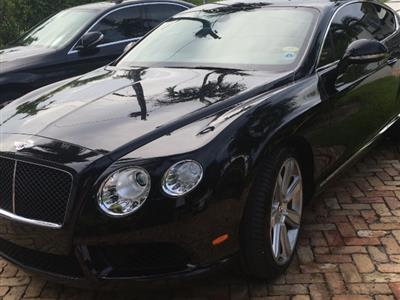 2015 Bentley Continental GT V8 lease in North Miami Beach,FL - Swapalease.com