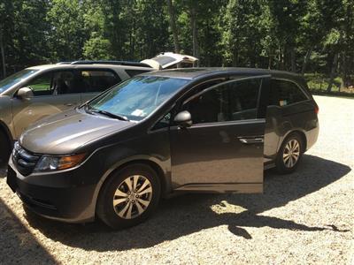 2015 Honda Odyssey lease in NEW YORK,NY - Swapalease.com