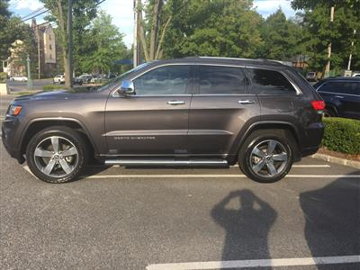 2014 Jeep Grand Cherokee lease in Montville,NJ - Swapalease.com