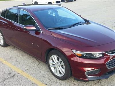 2016 Chevrolet Malibu lease in Sterling Heights,MI - Swapalease.com