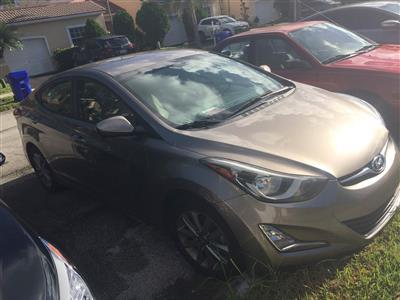 2014 Hyundai Elantra lease in Pembroke,FL - Swapalease.com