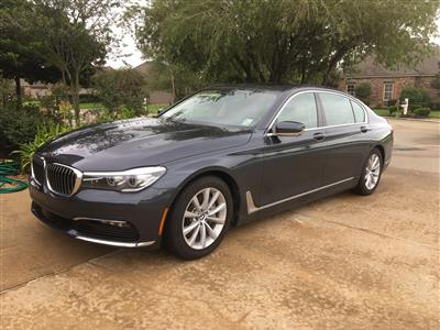 2016 BMW 7 Series lease in Lake Charles,LA - Swapalease.com