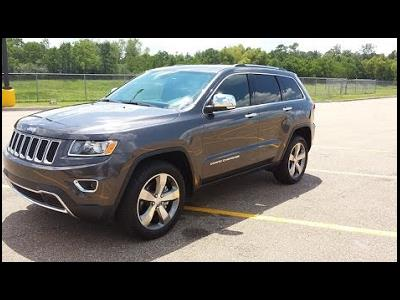 2014 Jeep Grand Cherokee lease in Pacific Palisades,CA - Swapalease.com