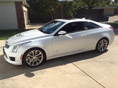 2016 Cadillac ATS-V lease in Dallas,TX - Swapalease.com