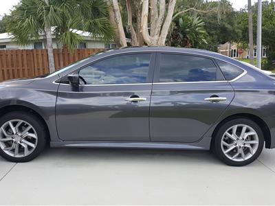 2014 Nissan Sentra lease in Sarasota,FL - Swapalease.com