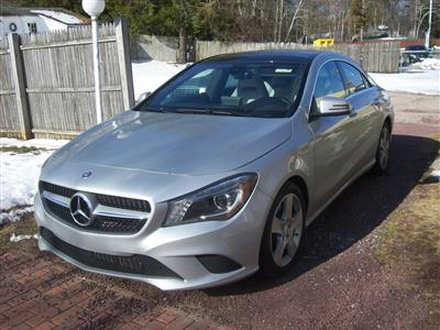 2016 Mercedes-Benz CLA-Class lease in Johnston,RI - Swapalease.com