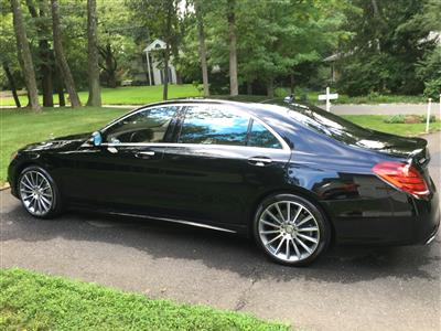 2015 Mercedes-Benz S-Class lease in Princeton,NJ - Swapalease.com