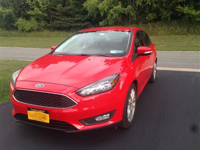 2015 Ford Focus lease in Oneida,NY - Swapalease.com