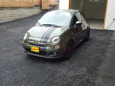 2015 Fiat 500 lease in Seattle,WA - Swapalease.com