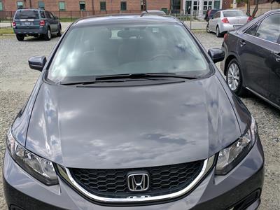 2015 Honda Civic lease in Greensboro,NC - Swapalease.com