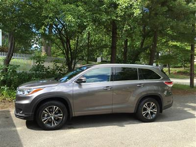 2016 Toyota Highlander lease in Needham,MA - Swapalease.com