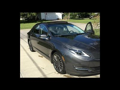 2016 Lincoln MKZ lease in Columbus ,OH - Swapalease.com