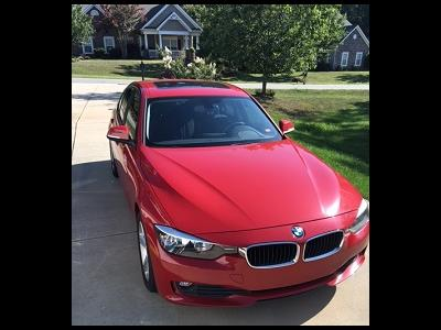 2014 BMW 3 Series lease in Denver,NC - Swapalease.com