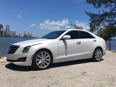 2016 Cadillac ATS lease in Key Biscayne,FL - Swapalease.com