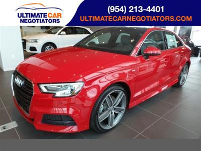 2017 Audi A3 lease in Ft. Lauderdale,FL - Swapalease.com