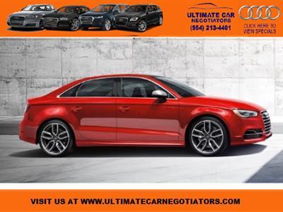 2017 Audi A3 lease in Ft. Lauderdale,FL - Swapalease.com