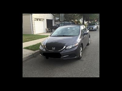 2014 Honda Civic lease in Secaucus,NJ - Swapalease.com